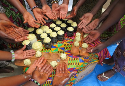 Ethical self care - shea butter