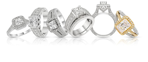 diamond engagement ring cleaning