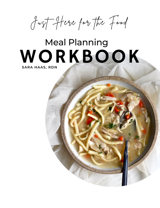 The only guide you need when it comes to Meal Planning!