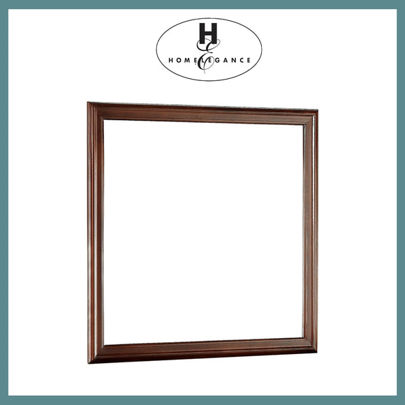 Homelegance Mayville Mirror - Cherry