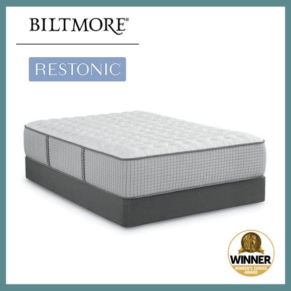 Biltmore by Restonic Balcony Extra Firm Hybrid Mattress