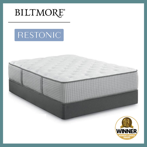 Biltmore by Restonic Meadow Trail Plush Hybrid Mattress