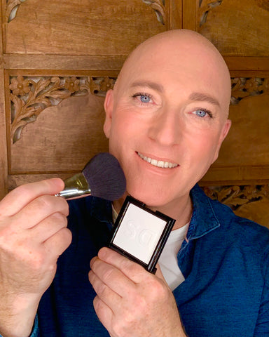 Invisible Veil Blotting Powder - combat shine and set your makeup in place