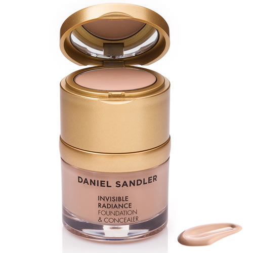 Invisible Radiance foundation and concealer