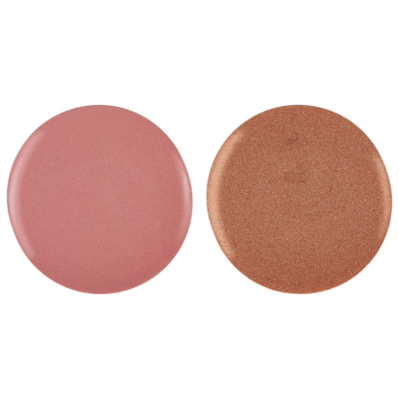 Daniel Sandler Watercolour Liquid Matte Blush & Illuminator Duo - Cherub & Elegance