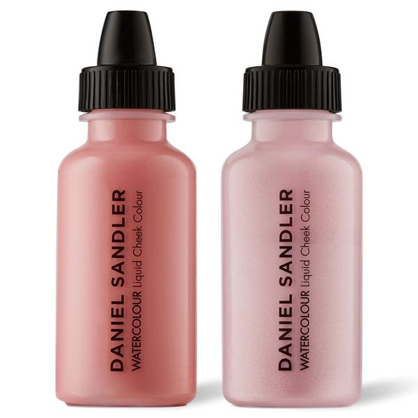 Daniel Sandler Watercolour Liquid Matte Blush & Illuminator Duo