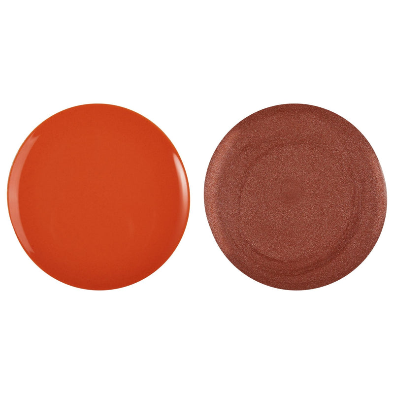 Daniel Sandler Watercolour Liquid Matte Blush & Illuminator Duo - Crush & Golden Glow