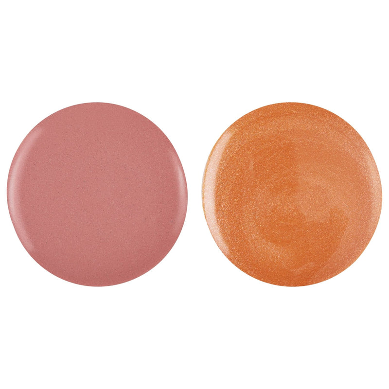 Daniel Sandler Watercolour Liquid Matte Blush & Illuminator Duo - Cherub & Grace