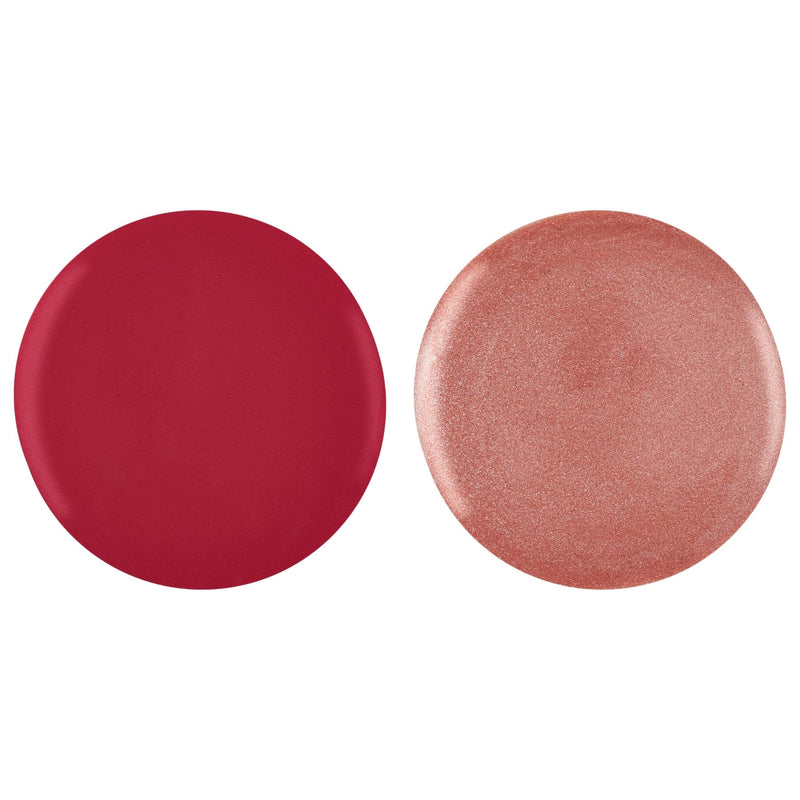 Daniel Sandler Watercolour Liquid Matte Blush & Illuminator Duo - Divine & Rose Glow