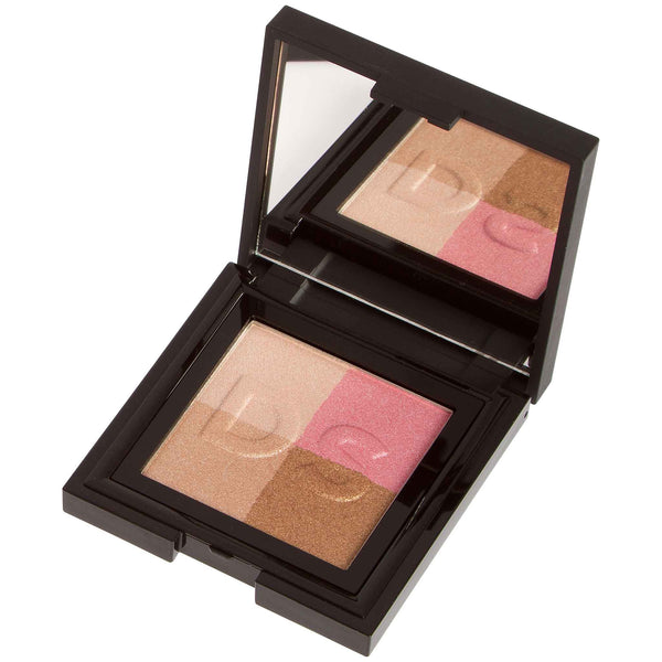 Daniel Sandler Radiant Sheen Highlighter & Illuminating Palette