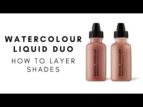 Watercolour Liquid Blush & Illuminator Duo