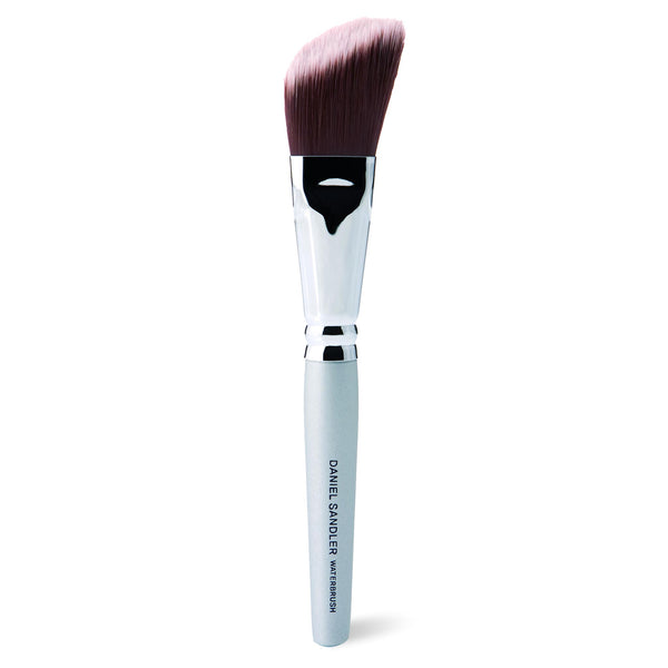 Daniel Sandler Waterbrush - Specially Designed Cruelty Free Brush For Watercolour Liquid & Cream Blushes, Bronzers & Illuminators