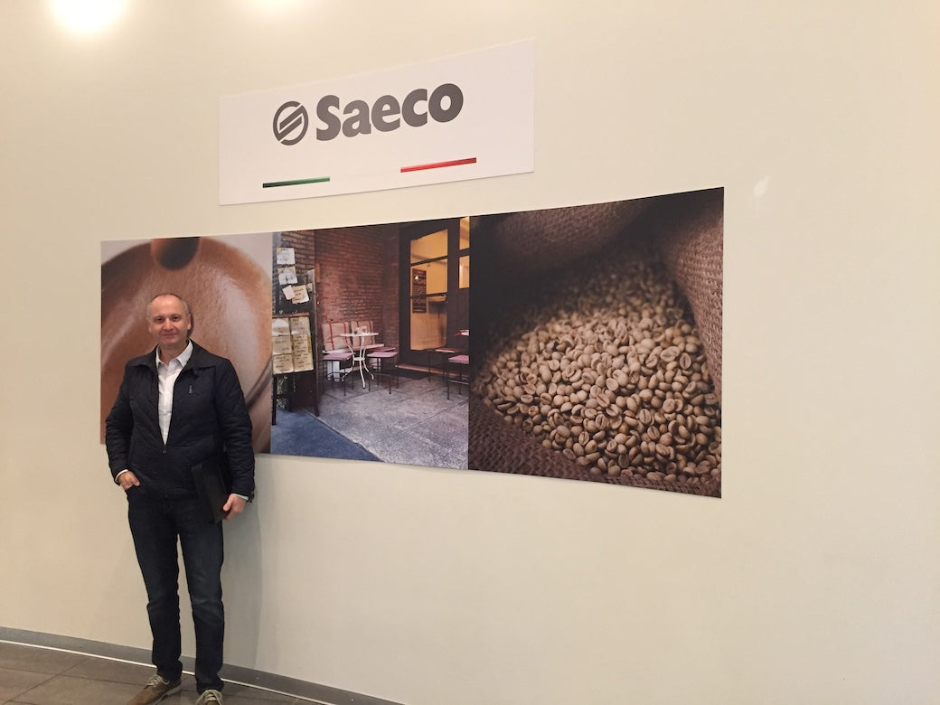 Saeco, what makes this brand an industry leader of superautomatic espresso machines?
