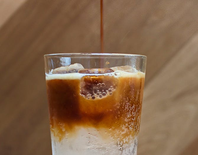 How to make an amazing iced espresso