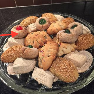Traditional Italian Christmas Cookies best served with espresso