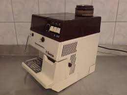 Superautomatica by Saeco launched in 1985