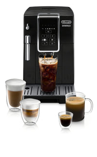 Delonghi Dinamica Touch Panel Cold Brew