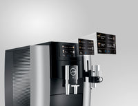 JURA E8  Superautomatic Coffee Machine   |  NEW DESIGN 2019