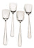 Ice Cream- Gelato Spoons set of 4
