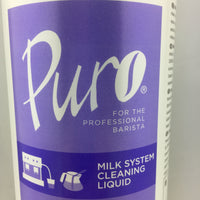 Close Up view of Puro Milk Carafe Cleaner