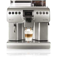 Refurbished Saeco Royal Professional One Touch Cappuccino HD8930/47 Espresso Machine.