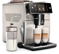 Saeco Xelsis Superautomatic Espresso Machine SM7685/04. Use code XELSIS25 for 25% OFF your purchase.