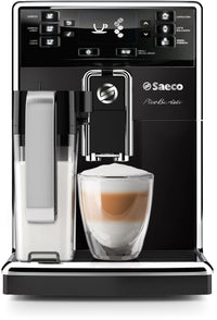 Saeco PicoBaristo One Touch Cappuccino Black HD8927/37