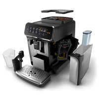 Refurbished Philips Saeco 3200  Superautomatic Espresso Machine LatteGo Silver  EP3246/74