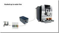 T-JET Water Fill Kit  for Home and Commercial Espresso Machines.