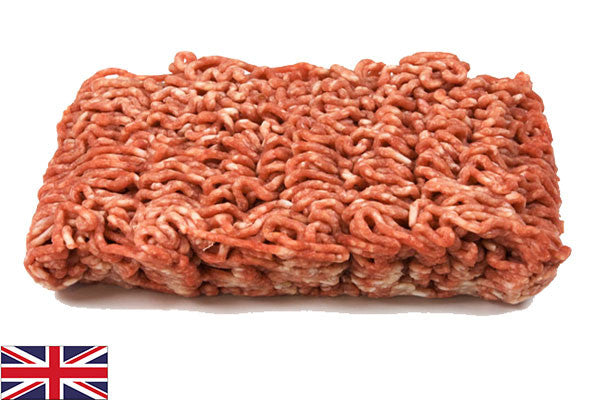 Fresh Beef Lean Steak Minced - 5% Fat - (500g tray)