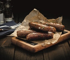 Buffalo Sausages x 6 (360g)