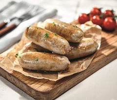 Chicken Fillet Sausages x 6 (360g pack)