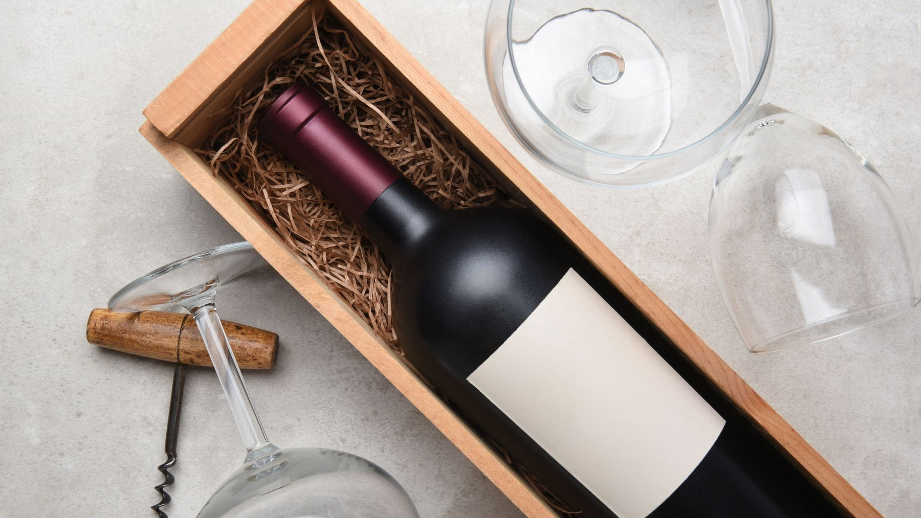 What to Look for While Choosing Individual Wine Shipping Boxes