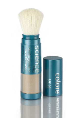 Colorescience Sunforgettable® Mineral Sunscreen Brush SPF 50