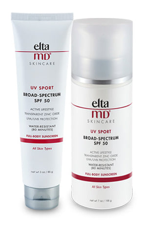 EltaMD UV Sport Broad-Spectrum SPF 50 Body Sunscreen