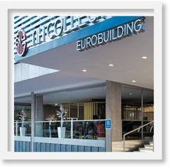 08. NH Eurobuilding Hotel – Madrid, Spain