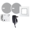 "In-Wall Bluetooth Audio Receiver 2.5"" Kit"