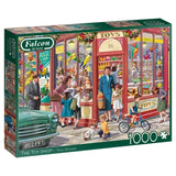 Jisaw Puzzle for adults the toy shop by Falcon puzzles