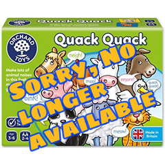 Quack Quack discontinued orchard game no longer available