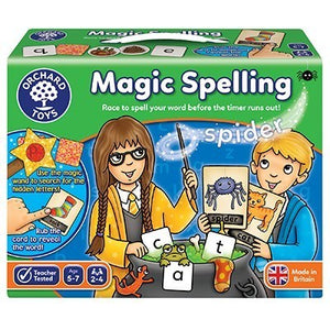 Orchard Magic Spelling