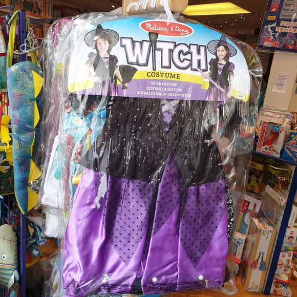 *Witch Costume