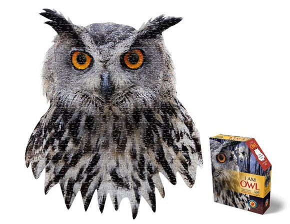 I Am Owl Puzzle 550pc