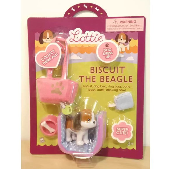 Lottie Accessory Biscuit the Beagle