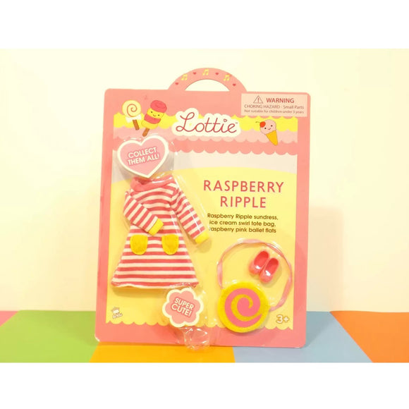 Lottie Accessory Raspberry Ripple
