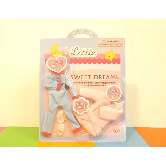 Lottie Accessory Sweet Dreams