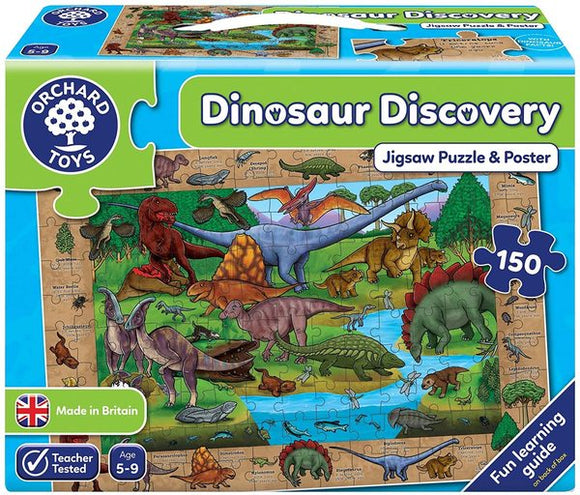 Orchard Dinosaur Discovery Puzzle