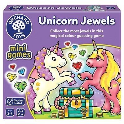 Orchard Mini Unicorn Jewels