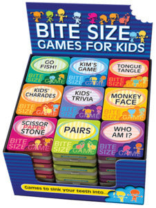 Bite Size Game for Kids (*Random individual Game)