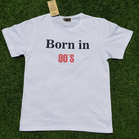 T-Shirt Born in 90´s