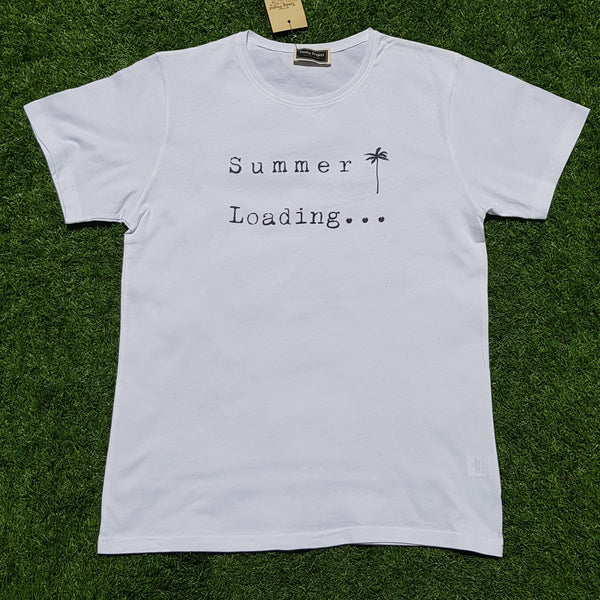 T-Shirt Summer Loading